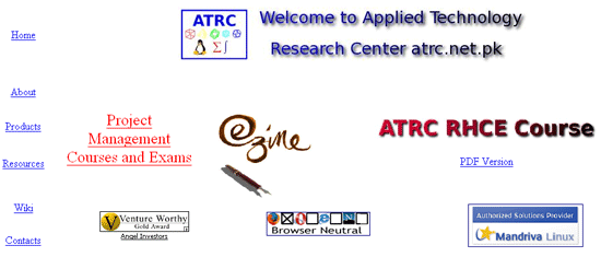 Applied Technology Research Center
