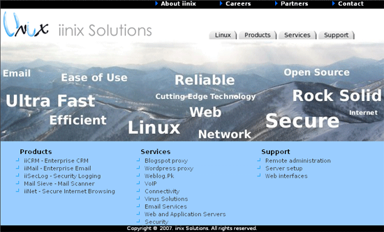 Iinix Solutions
